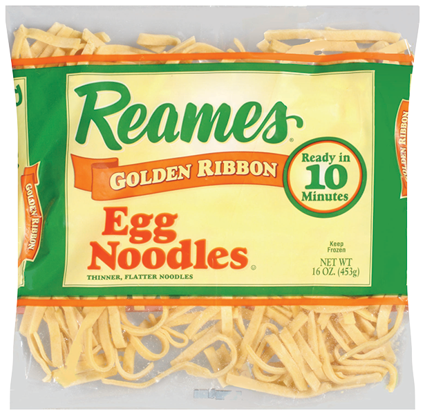 00041308004338 CF  EPS 5 - Reames® Golden Ribbon Egg Noodles 16 oz.